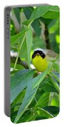 Male Warbler Portable Battery Charger