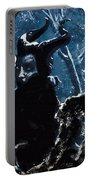 Maleficent In Winter's Woods Portable Battery Charger