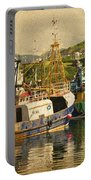 Mallaig Harbourside  Portable Battery Charger