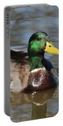 Mallard Duck Watches Portable Battery Charger