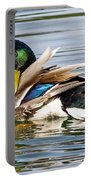 Mallard Grooming Portable Battery Charger