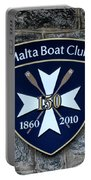 Malta Boat Club Portable Battery Charger