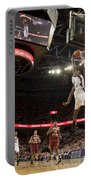 Mamadi Diane Dunk Against Boston College Portable Battery Charger