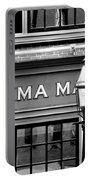Mamma Mia Portable Battery Charger