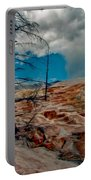 Mammoth Hot Springs Terrace Portable Battery Charger
