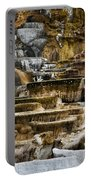 Mammoth Hot Springs - Yellowstone Portable Battery Charger