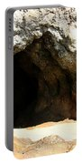 Shell Beach Man Cave Portable Battery Charger