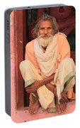 Man From India Portable Battery Charger