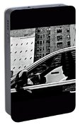 Man In Car - Scenes From A Big City Portable Battery Charger