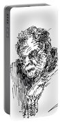 Man In The Corner Portable Battery Charger