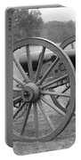 Manassas Battlefield Cannon Portable Battery Charger