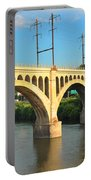 Manayunk Stone Arch Bridge Portable Battery Charger