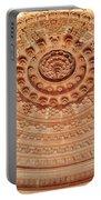 Mandala - Jain Temple Ceiling - Amarkantak India Portable Battery Charger