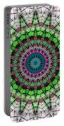 Mandala 26 Portable Battery Charger
