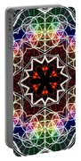 Mandala Cage Of Light Portable Battery Charger