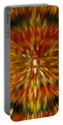 Mandala Vairocana Portable Battery Charger
