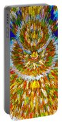 Mandalas Of The Buddha Portable Battery Charger