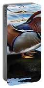 Mandarin Duck Portable Battery Charger