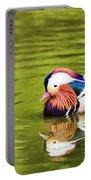 Mandarin Reflection Portable Battery Charger