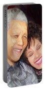 Mandela And Whitney Portable Battery Charger