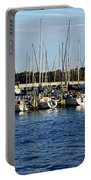 Mandarin Park Boats On Julington Creek Portable Battery Charger