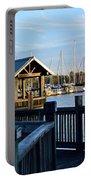 Mandarin Park Boathouse Portable Battery Charger