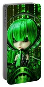 Manga Matrix Portable Battery Charger