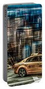 Manhattan - Yellow Cabs - Future Portable Battery Charger