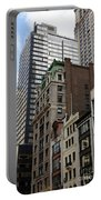 Manhattan Architecture Portable Battery Charger