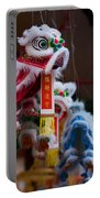 Manhattan Chinatown Decorations Portable Battery Charger