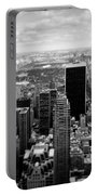 Manhattan Portable Battery Charger by Dave Bowman