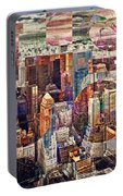 Manhattan Sunrise Portable Battery Charger
