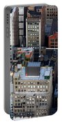 Manhattan From Above Portable Battery Charger