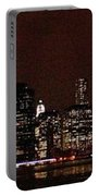 Manhattan On Super Weekend Portable Battery Charger