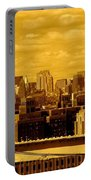 Manhattan Skyline Portable Battery Charger
