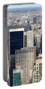 Manhattan View Uptown Portable Battery Charger