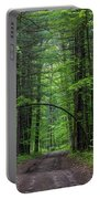 Manistee National Forest Michigan Portable Battery Charger