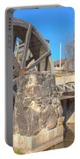 Mansfield Mill Water Wheel Portable Battery Charger