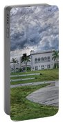 Mansion At Tuckahoe In Jensen Beach Florida Portable Battery Charger