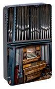 Manual Pipe Organ Portable Battery Charger