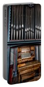 Manual Pipe Organ Portable Battery Charger