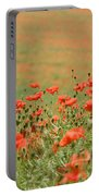 Many Poppies Portable Battery Charger