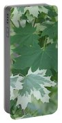 Maple Leaves Same Tree Portable Battery Charger