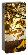 Maple Sunset Portable Battery Charger