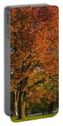 Maple Trees Portable Battery Charger