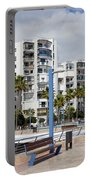 Marbella Apartment Buildings Portable Battery Charger