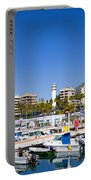 Marbella Marina In Spain Portable Battery Charger