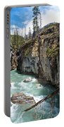 Marble Canyon In Kootenay Np-bc  Portable Battery Charger