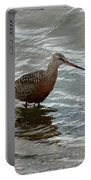 Marbled Godwit Portable Battery Charger