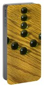 Marbles Arrow Green 1 Portable Battery Charger
